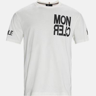 8C705 20 8290T T-shirt Oversized | 8C705 20 8290T T-shirt | Hvid